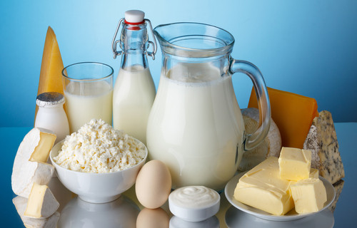 mlecna dieta